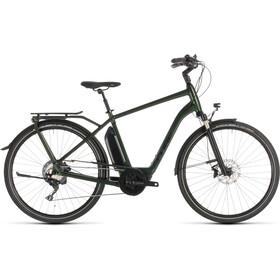 Cube Town Sport Hybrid EXC 500 Bicicletta elettrica da città verde